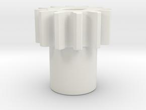 Gear1_48_12_0313_332 in White Natural Versatile Plastic
