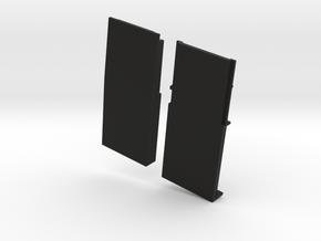 HP-41 module long 2pc in Black Natural Versatile Plastic