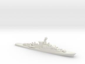 Köln-class frigate, 1/2400 in White Natural Versatile Plastic