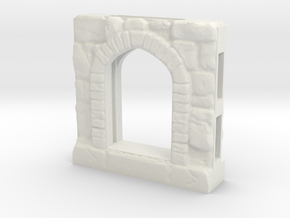 TRP-A-Heavy-Arch-v3.0 in White Strong & Flexible