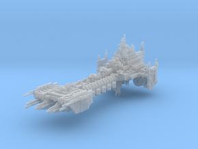 Battle Barge mk. 2 in Smooth Fine Detail Plastic