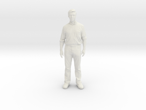 Printle F Roberto Alagna - 1/18 - wob in White Natural Versatile Plastic