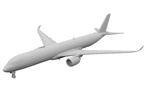 1:500 - A350-1000 in Smooth Fine Detail Plastic