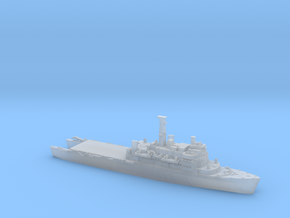 1/1800 HMS Fearless open welldeck in Smooth Fine Detail Plastic