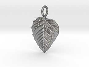 Metal Leaf in Natural Silver