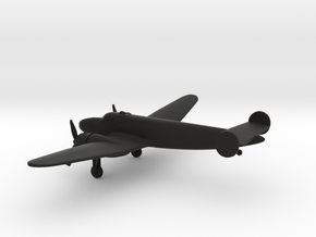 Aero A.300 in Black Natural Versatile Plastic: 1:200