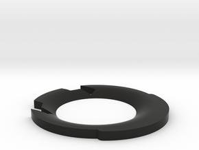 Graflex Lip Accuracy Mod for Korbath 2.0 Replicas  in Black Strong & Flexible