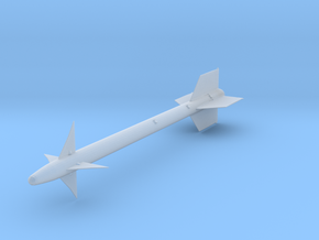 1/24 AIM-9 Sidewinder Missile in Smooth Fine Detail Plastic