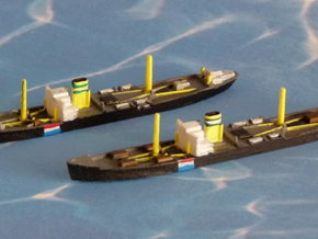 German Auxiliary Cruiser HSK Orion 1/2400 in Frosted Ultra Detail