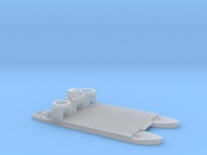 1/600 Siebelfahre 43 in Smooth Fine Detail Plastic