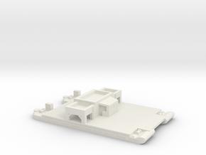 1/600 Siebel Ferry 40 Transport 1 in White Natural Versatile Plastic