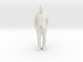 Printle F Homme Robert Altman - 1/18 - wob in White Natural Versatile Plastic