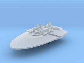 Ovali-Battlecruiser in Smooth Fine Detail Plastic