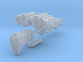 Omega-Destroyer in Smooth Fine Detail Plastic