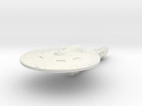 Firelight Class  LtDestroyer in White Natural Versatile Plastic