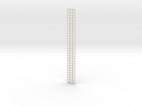 1-8 PSP Marsden Matting in White Natural Versatile Plastic