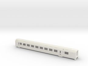 NMBS / SNCB AM 96 Bx in White Natural Versatile Plastic