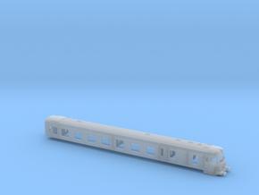 Transalpin Steuerwagen Scale N in Smooth Fine Detail Plastic