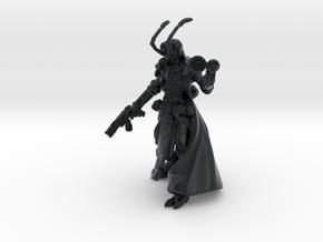 Shirren Starfinder in Black Hi-Def Acrylate