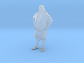 Printle C Homme 149 - 1/87 - wob in Smooth Fine Detail Plastic