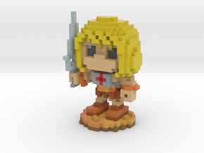 Olux - He-Man in Full Color Sandstone