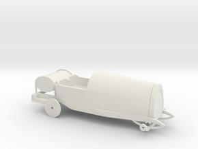 Bugatti Type 13 1/32 in White Natural Versatile Plastic