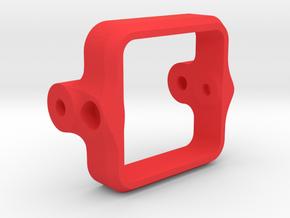Zigogne RS200 • Runcam & Foxeer Micro cam mount in Red Processed Versatile Plastic