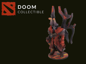 Doom in Full Color Sandstone