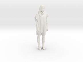 Printle F Victoria Abril - 1/32 - wob in White Natural Versatile Plastic