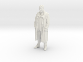 Printle F Homme Isaac Asimov - 1/18 - wob in White Natural Versatile Plastic