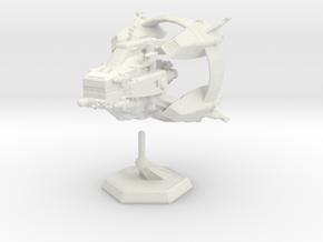 Star Sailers - Star Jumper - AstroMac in White Natural Versatile Plastic
