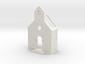 HOvVT11 - Troglodyte village in White Natural Versatile Plastic