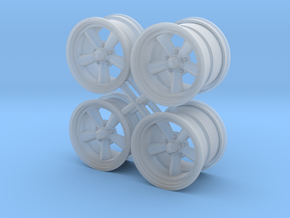 "A/R 1/18 torque thrust 15"" set in Smooth Fine Detail Plastic"