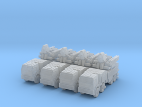 1:700 pantsir section in Smoothest Fine Detail Plastic