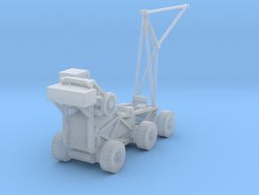 "1:400 Scale CVCC ""Tilly"" Crash Crane in Smooth Fine Detail Plastic"