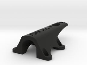 6 screw Large Atpro control box support...  in Black Natural Versatile Plastic
