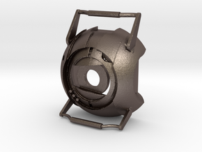 Wheatley_Portal 2 in Stainless Steel
