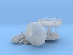 Minikinderkarusell - Antrieb 1:220 (Z scale) in Smooth Fine Detail Plastic
