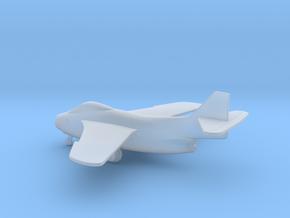 Saab J.29F Tunnan in Smooth Fine Detail Plastic: 6mm