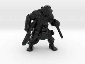 Vesk Starfinder in Black Hi-Def Acrylate