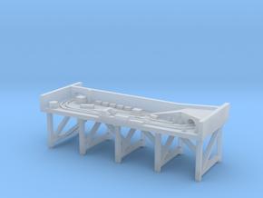 N Gauge Micro Model Railway Diorama in Smoothest Fine Detail Plastic