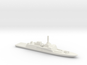 Gowind-class corvette, 1/700 in White Natural Versatile Plastic