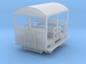 Wickham Trolley Car UPDATE OO in Smooth Fine Detail Plastic