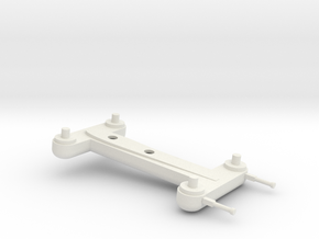 9M114 Support in White Natural Versatile Plastic
