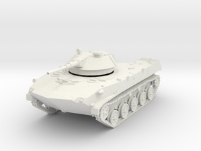 MV18A BMD-1 Airborne Combat Vehicle (28mm) in White Natural Versatile Plastic