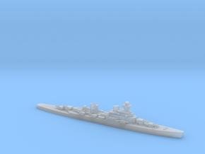 Sverdlov-class cruiser (Barrels added), 1/1800 in Smooth Fine Detail Plastic