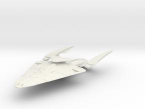 Branson Class  Cruiser in White Strong & Flexible
