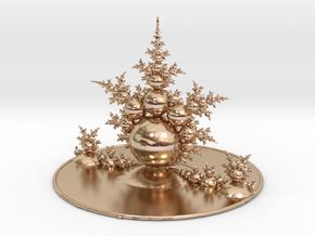 RaD Samsara Bulb in 14k Rose Gold Plated Brass