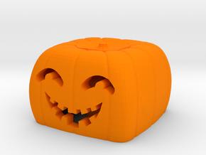 Halloween pumkin keycap 3 - cherry MX in Orange Processed Versatile Plastic