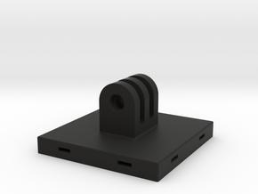 GoPro ZipMount Part 1 in Black Natural Versatile Plastic